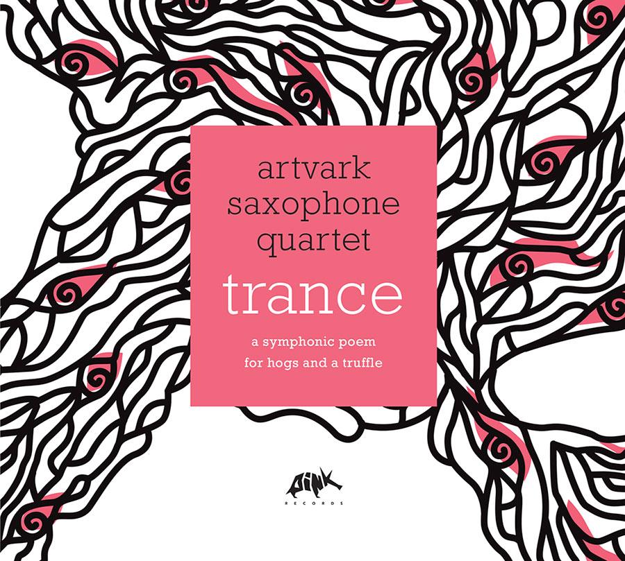 "Artvark Saxophone Quartet // ""Trance"""