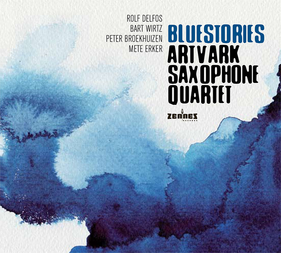 "Artvark Saxophone Quartet // ""Bluestories"""