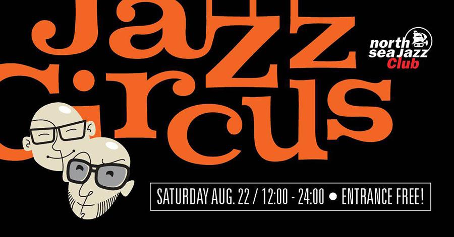 Flyer // Ronny Hammond & Sookie @ North Sea jazz Club