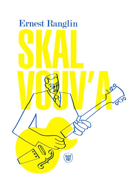 "2-tone Risoprint A3 // ""Skalvouv'a"""