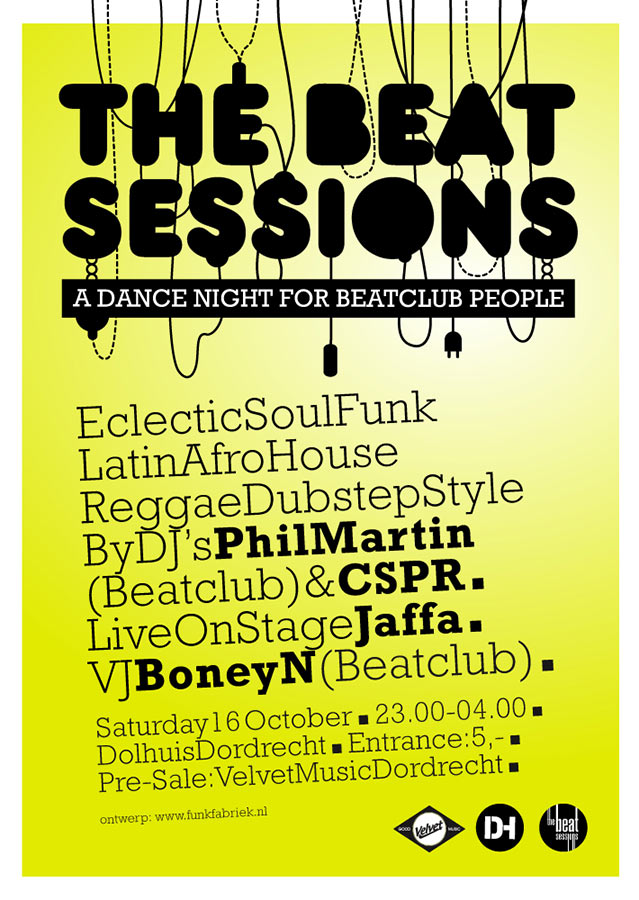 Poster // The Beat Sessions 2