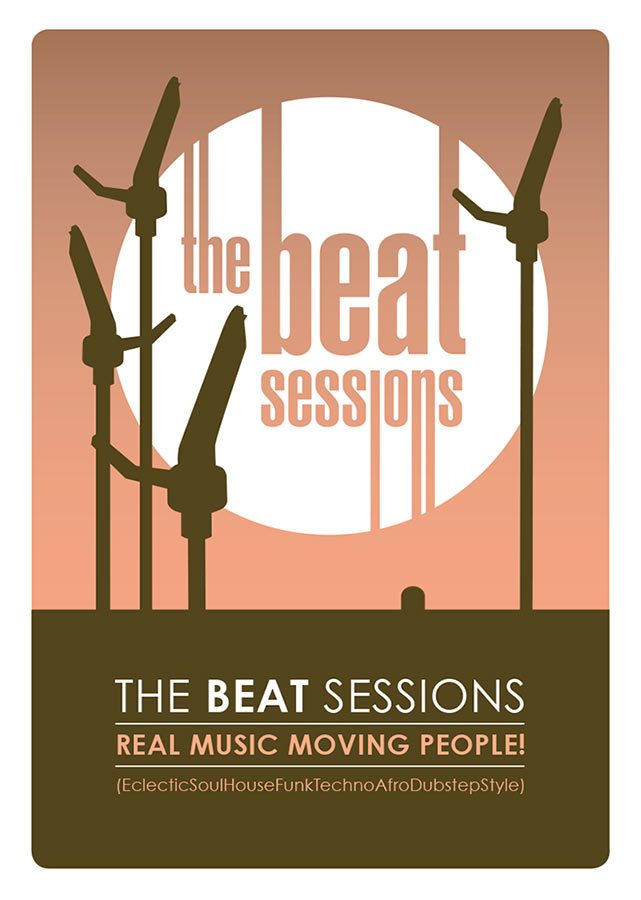 Poster // The Beat Sessions 6