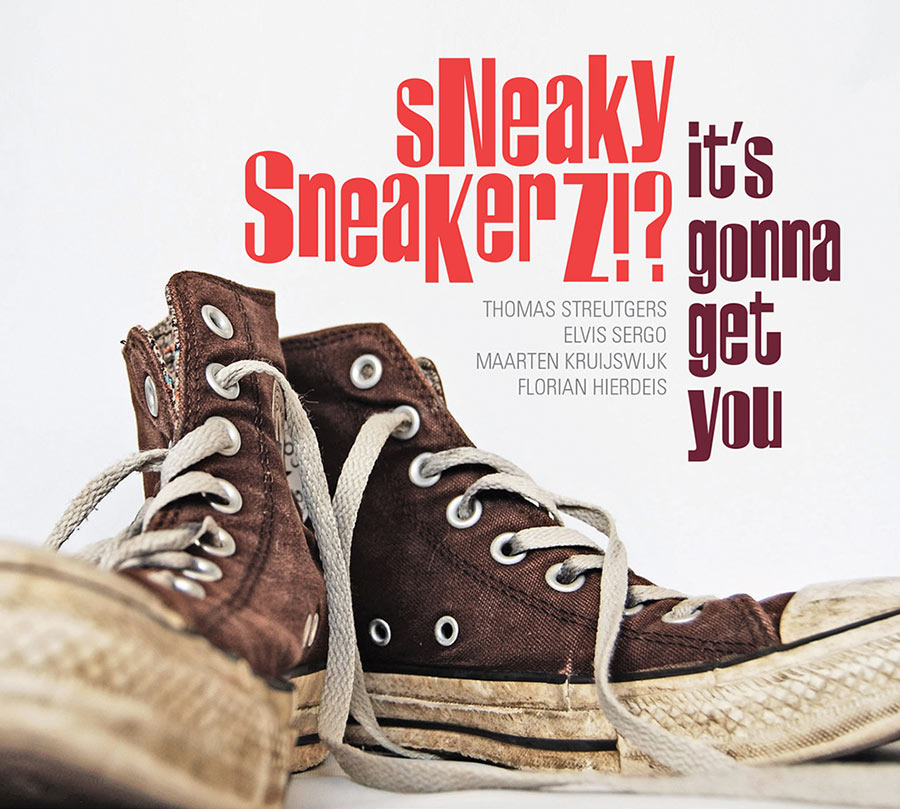 """Sneaky Sneakers // """"It's Gonna Get You"""""""