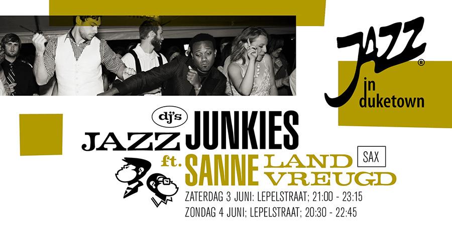 Flyer // Jazz In Duketown Den Bosch