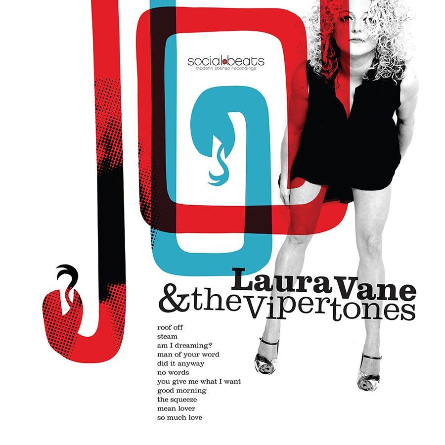"Laura Vane & The Vipertones // ""Untitled"""