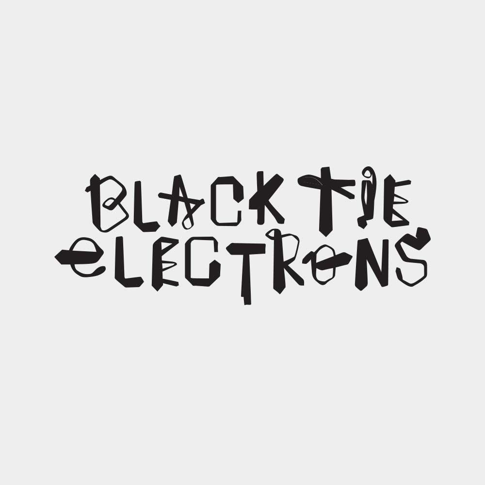 Logo // Black Tie Electrons