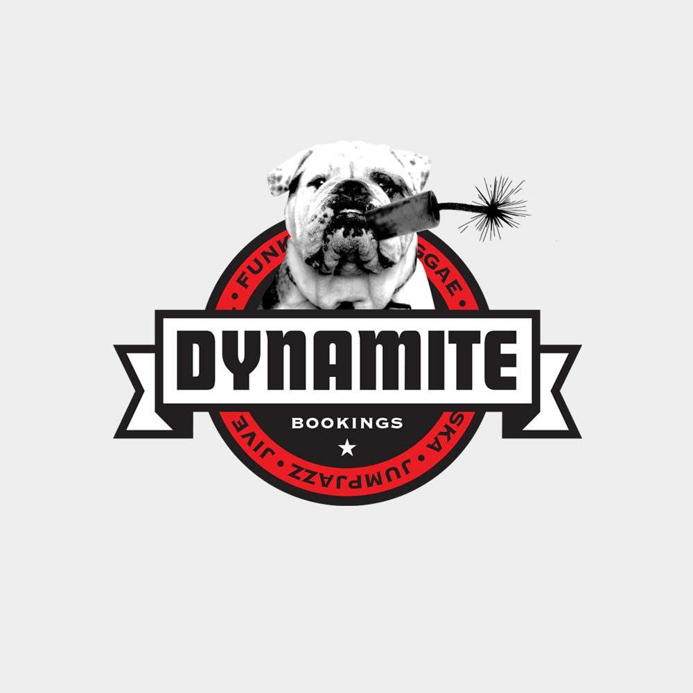 Logo // Dynamite Bookings