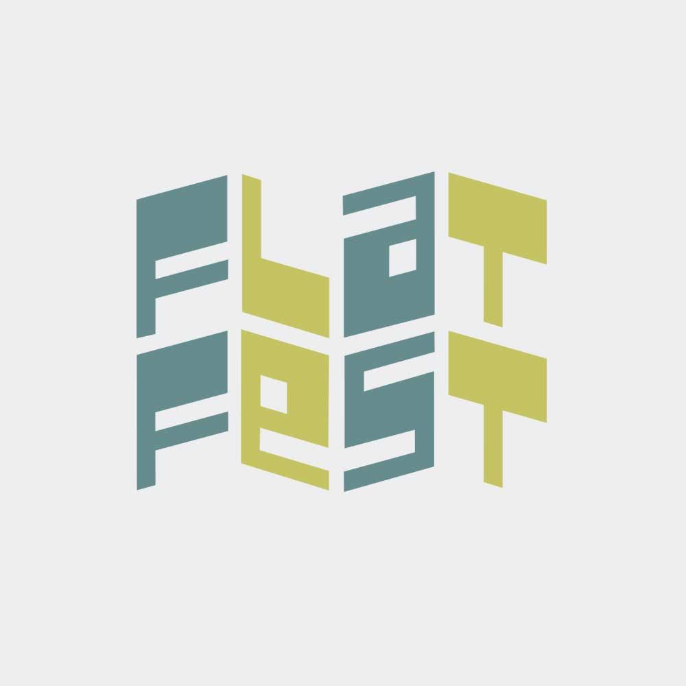Logo // Flatfest
