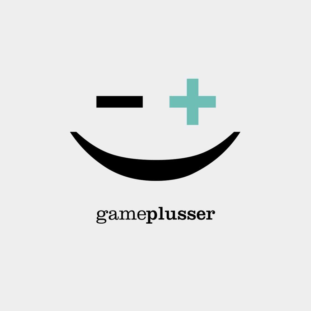 Logo // Gameplusser