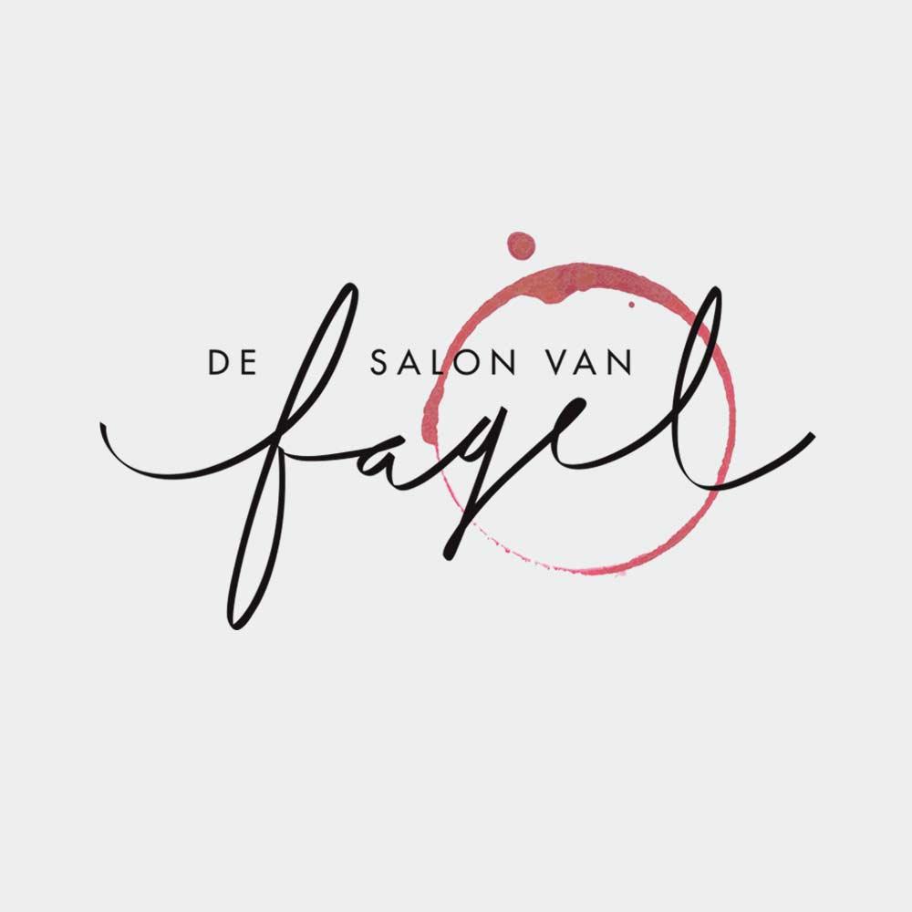 Logo // De Salon Van Fagel