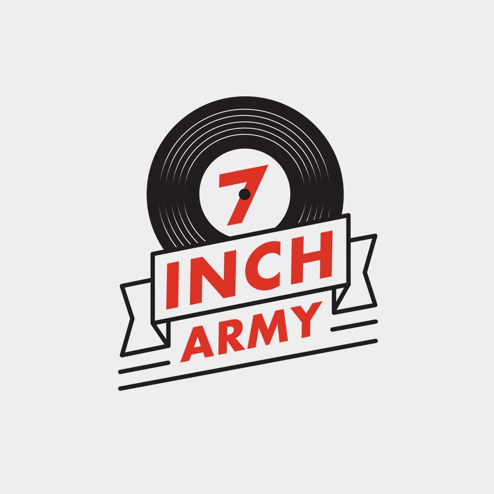 Logo // Seven Inch Army
