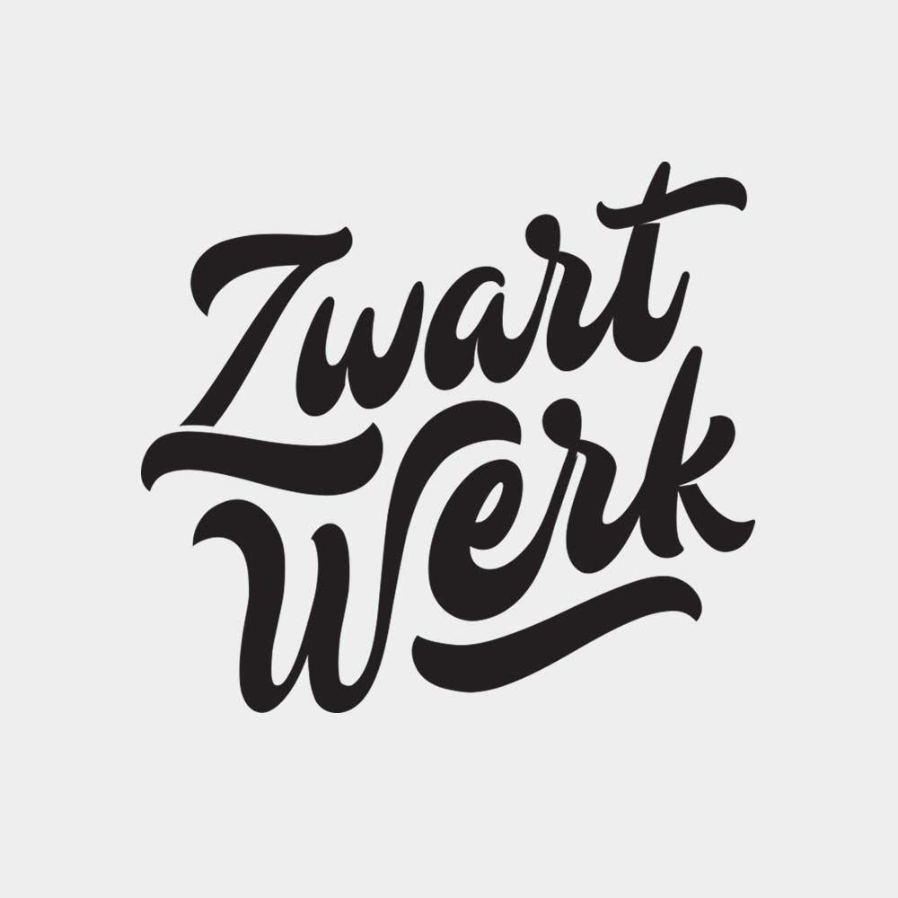 Logo // Zwartwerk