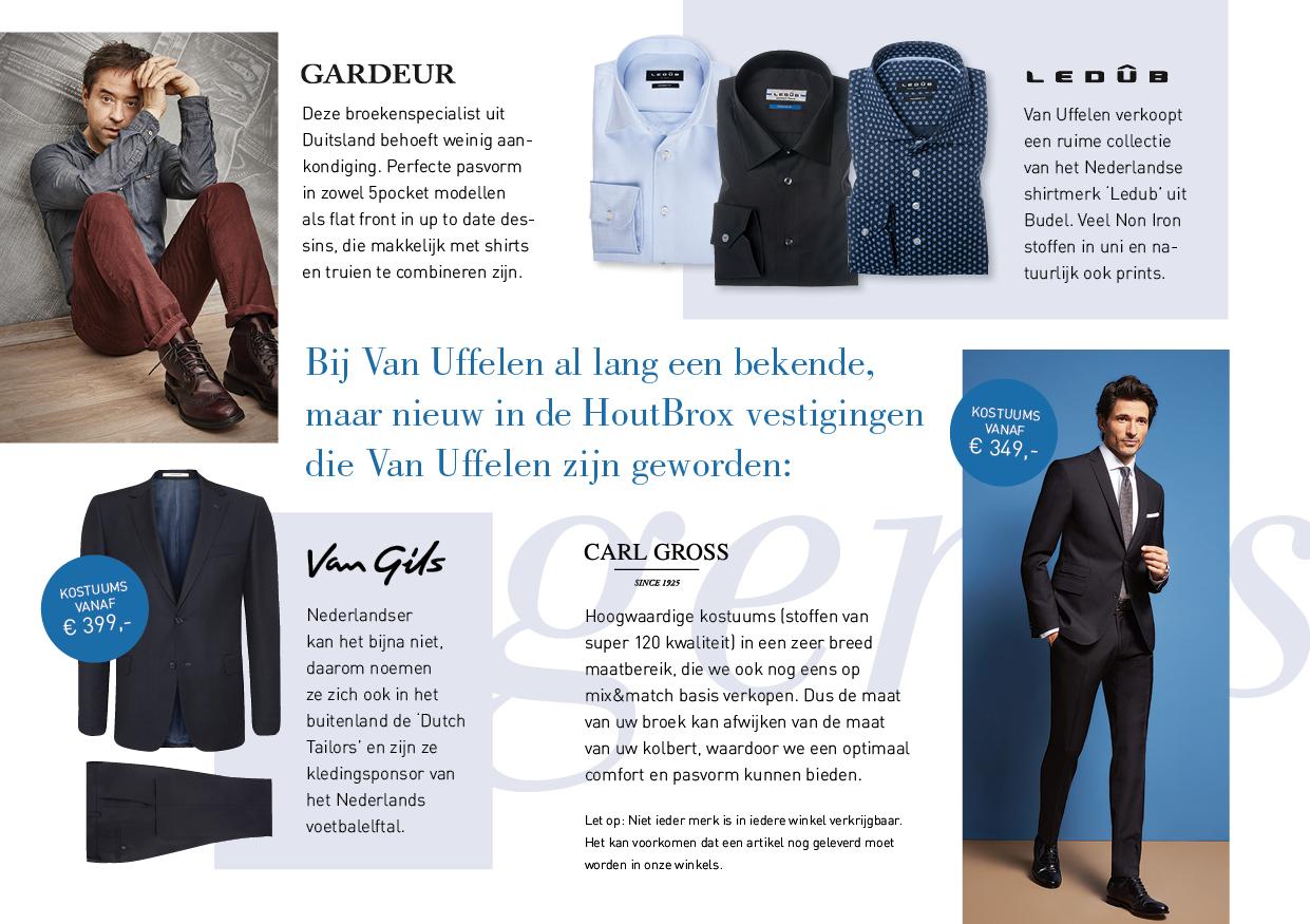 Mailing // Van Uffelen Heren