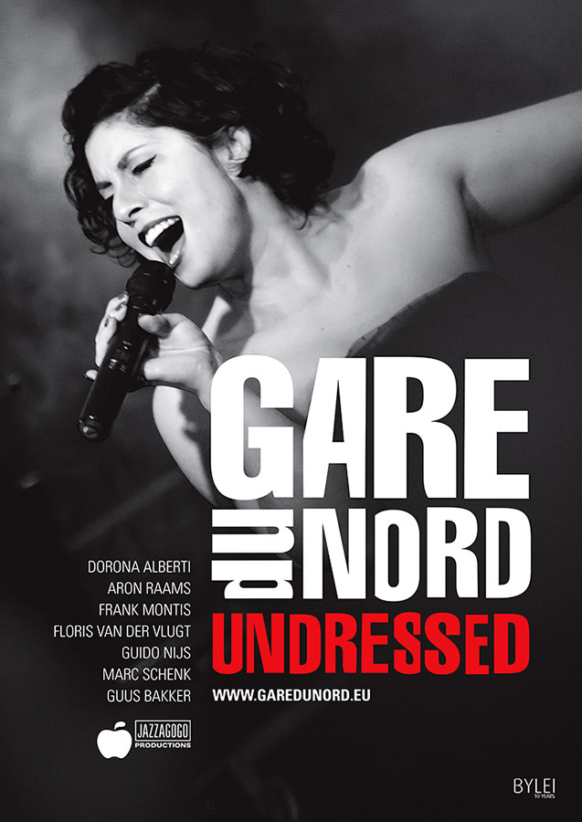 "Poster // Gare Du Nord ""Undressed"""