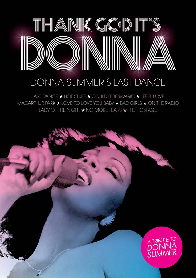 Poster // Thank God It's Donna