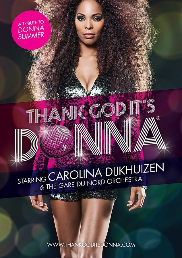 Visual // Thank God It's Donna