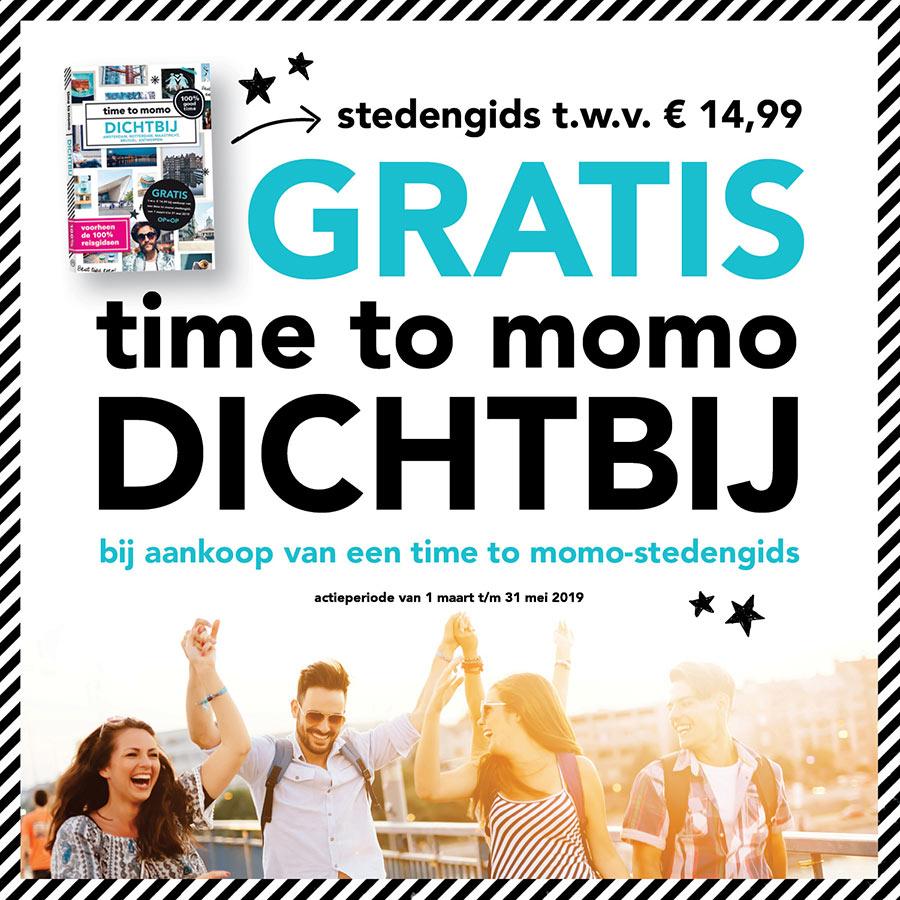 """Time To Momo Dichtbij // Visual """"Dichtbij"""""""