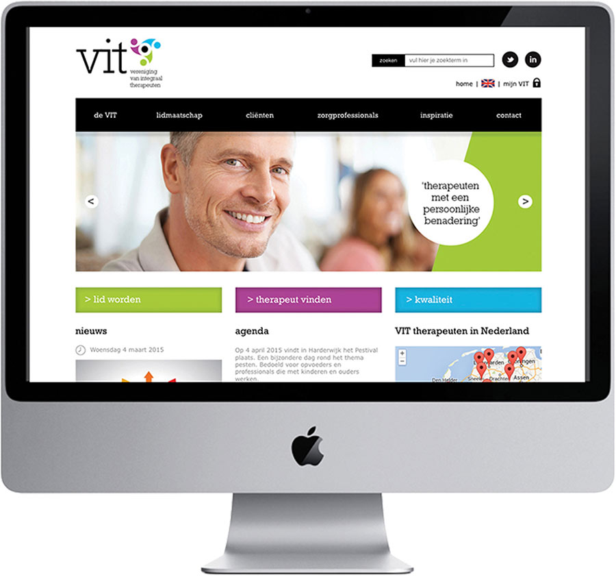 Website // VIT (www.vit.nl)