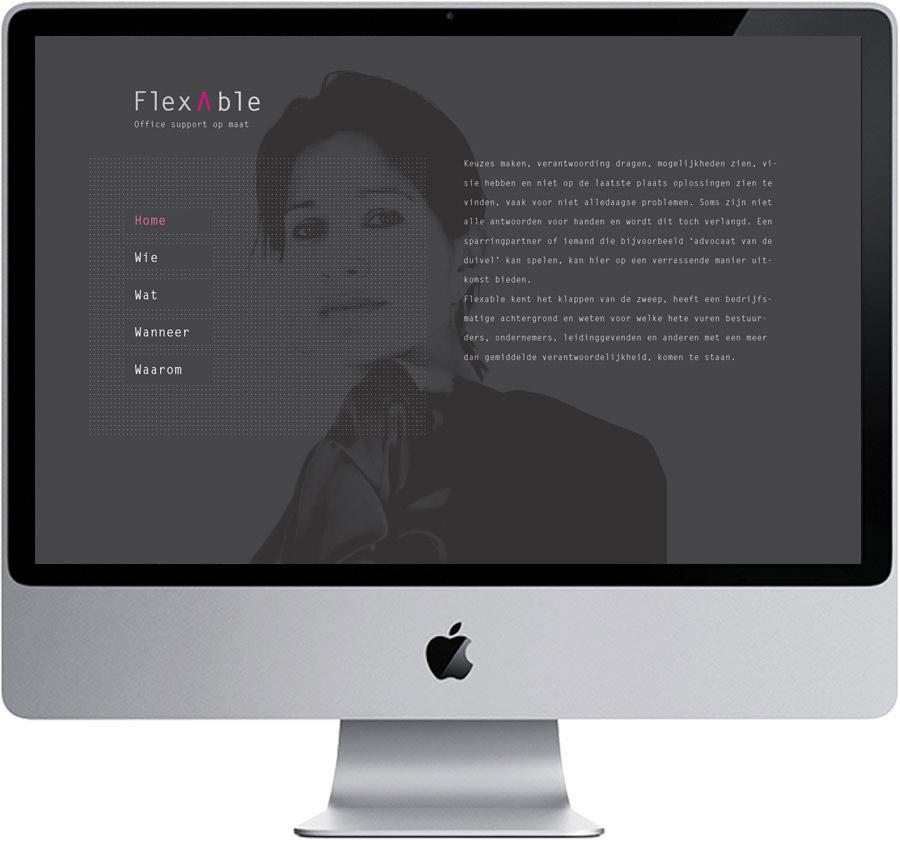 Website // FlexAble Office Support (www.flexable.nu)